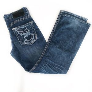 Big Star Pioneer 30R Distressed Pocket
